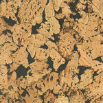 Country Black cork wall tile