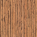 Element Brown cork wall tile