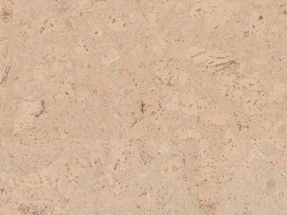 Twist White textured Cork Tile